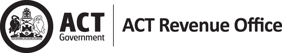 ACT Govermment, ACT Revenue Office